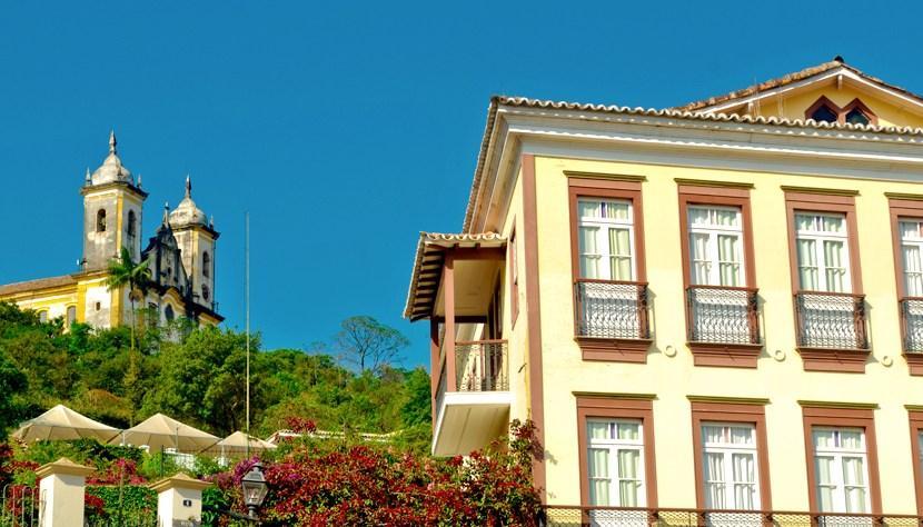 Região tem lugares antigos e lindas histórias (Foto: CVC/Divulgação)