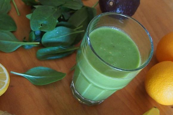 Prepare suco verde usando pepino. (Foto Ilustrativa)