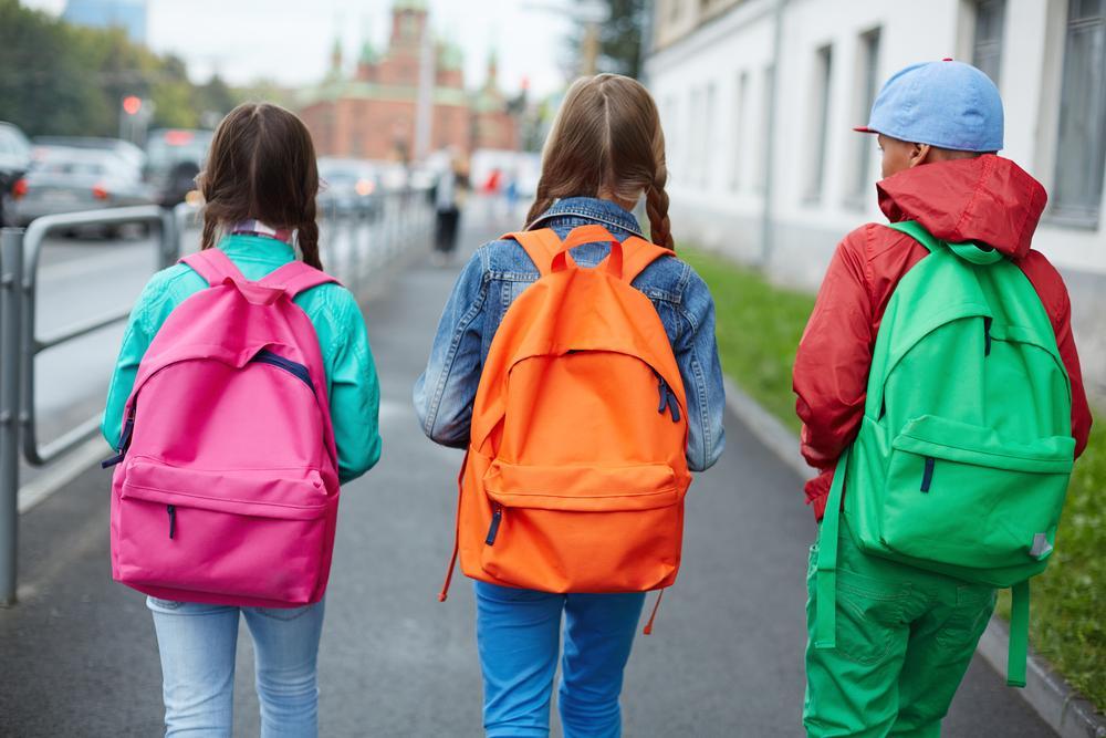 Algumas mochilas dão a opção da rodinha ou de ser carregada nas costas (Foto: Veja/Abril)
