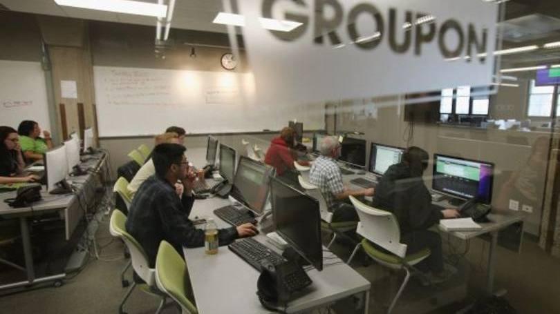 Outro site bastante famoso nessas compras é Groupon (Foto: Exame/Abril)
