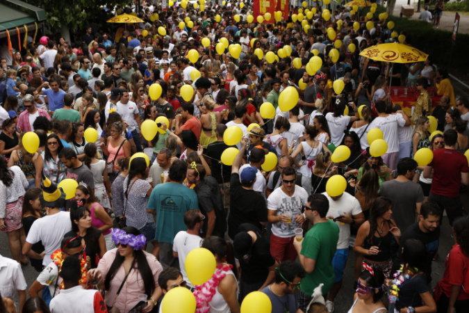 Principais blocos de Carnaval do Brasil (Foto: Veja SP/Abril)