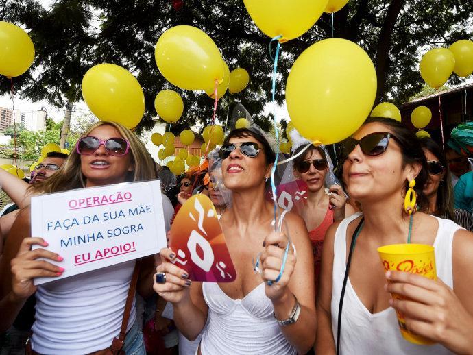 São Paulo terá mais de 350 blocos de rua em 2016 (Foto: Veja SP/Abril)