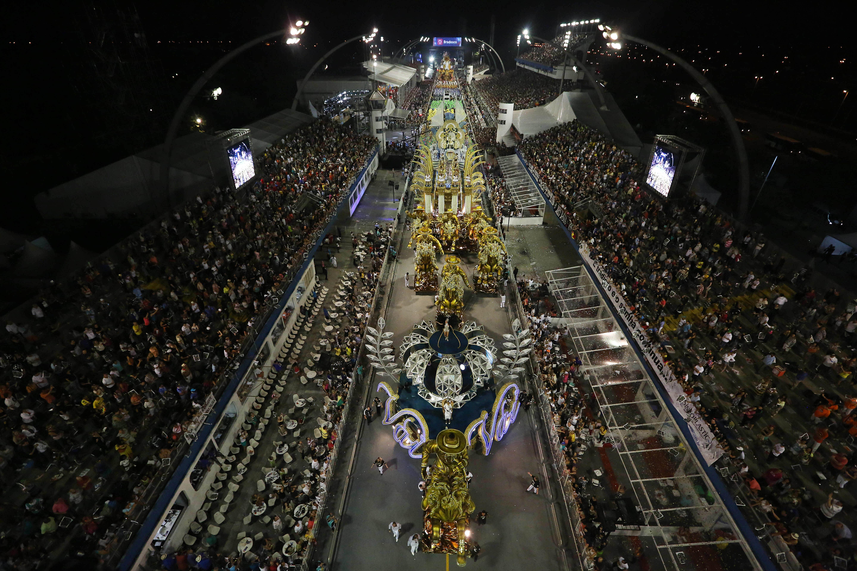 Programação Carnaval 2016 São Paulo - Escolas de Samba 1Programação Carnaval 2016 São Paulo - Escolas de Samba (Foto: Veja SP/Abril)