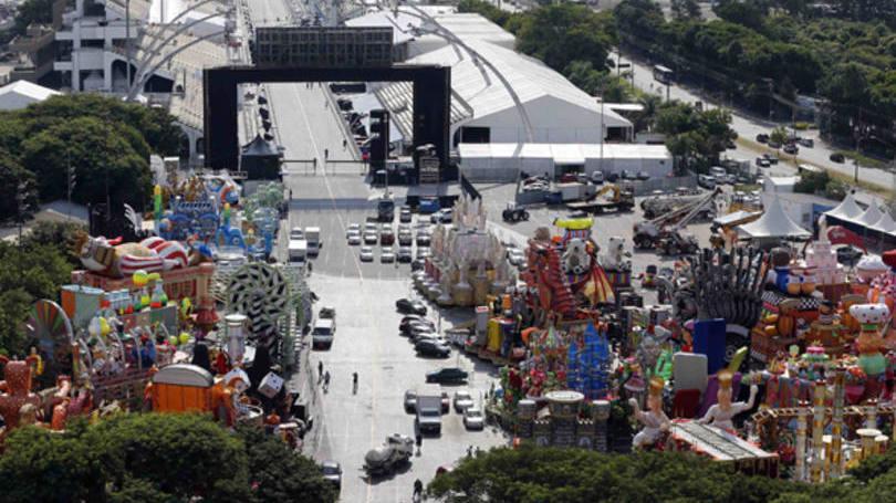 Preparativos já começaram e o desfile promete ser lindo nos três dias (Foto: Exame;Abril)