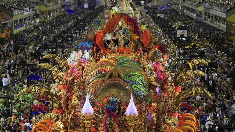 Programação Carnaval Rio (Foto: Exame/Abril)