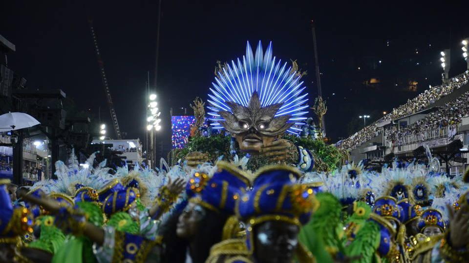 Desfiles começam no domingo (Foto: Exame/Abril)