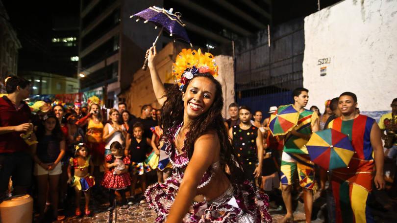 Programação Carnaval em Recife - Atrações (Foto: Exame/Abril)