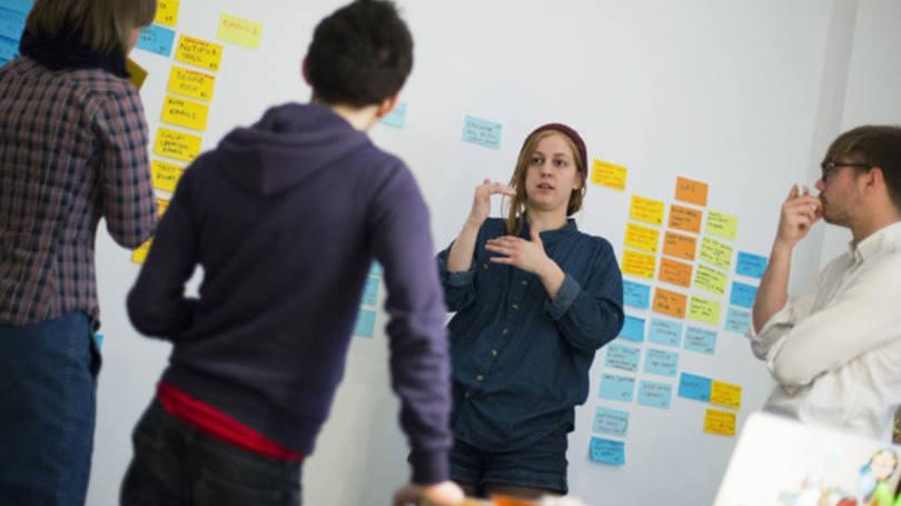 Programa também ajuda na descoberta da vocação (Foto: Exame/Abril)