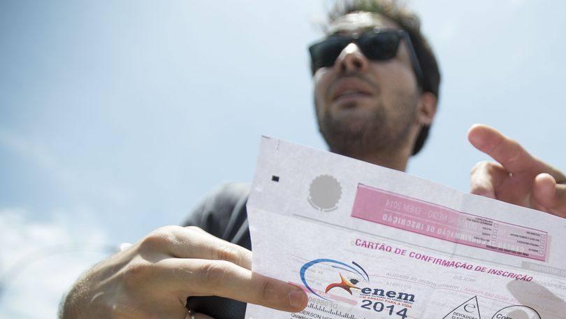 Para participar do programa é preciso fazer o Enem (Foto: Exame/Abril)