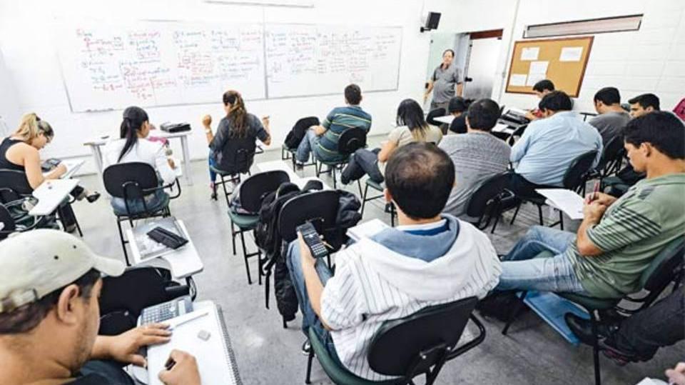 Programa atrai centenas de estudantes (Foto: Exame/Abril)