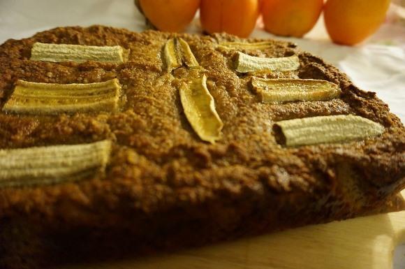 Receita de bolo de banana integral. (Foto Ilustrativa)