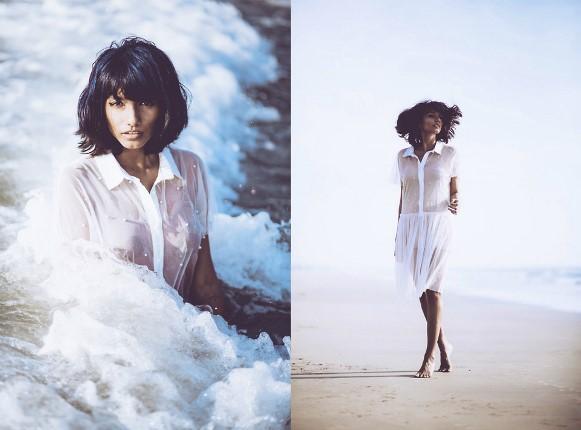 Saídas de praia modelos tendências 2016. (Foto Ilustrativa)