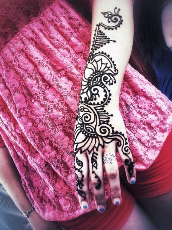 Tatuagens temporárias 10 modelos para inspiração 8