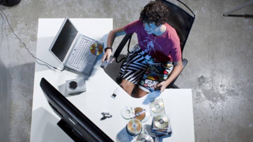 Acompanhe as vagas na internet (Foto: Exame/Abril)