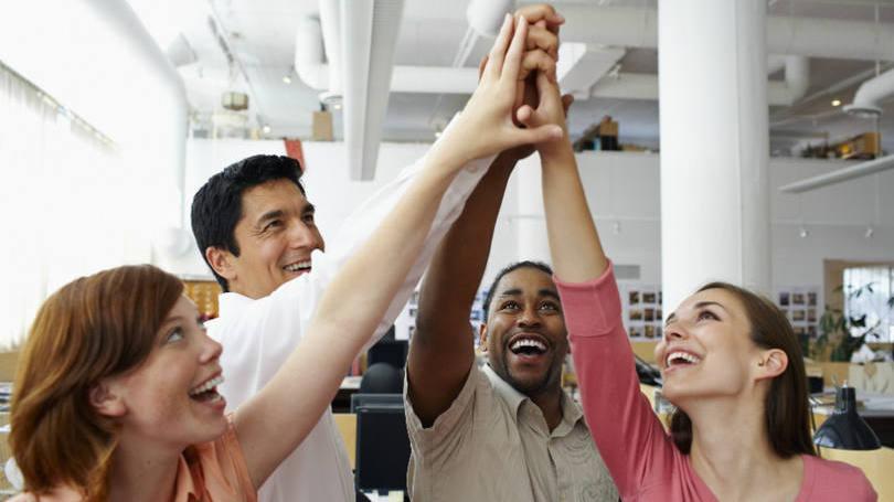 Jovens que conquistam as vagas podem adquirir boas experiências no mercado de trabalho (Foto: Exame/Abril)
