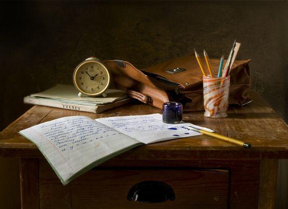As agendas ajudam a organizar a sua vida escolar (Foto Ilustrativa)