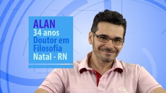 Alan (Foto: Reprodução GShow)