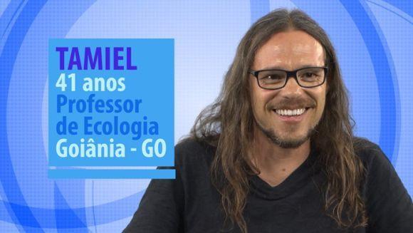 Tamiel (Foto: Reprodução GShow)