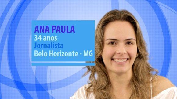 Ana Paula (Foto: Reprodução GShow)
