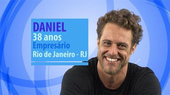 Daniel (Foto: Reprodução GShow)