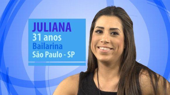 Juliana (Foto: Reprodução GShow)
