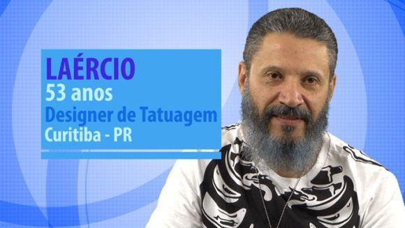 Laércio (Foto: Reprodução GShow)