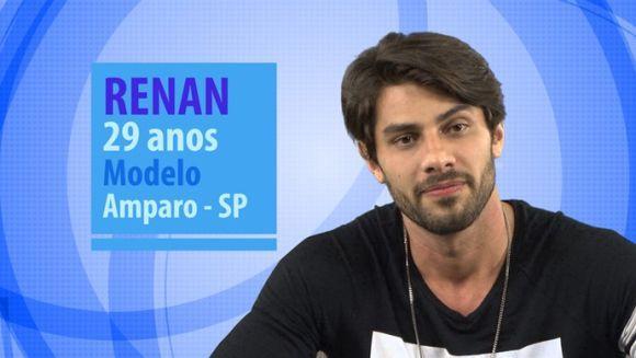 Renan (Foto: Reprodução GShow)