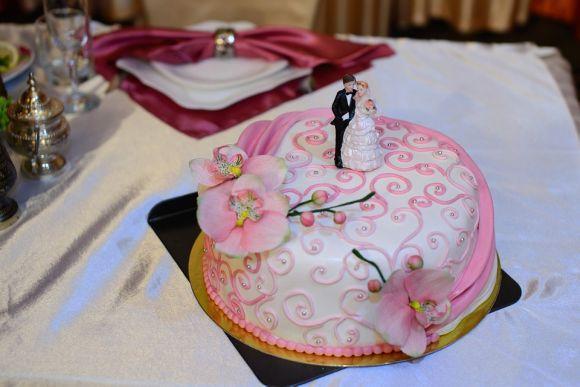 O bolo é um item essencial em qualquer festa de casamento (Foto Ilustrativa)