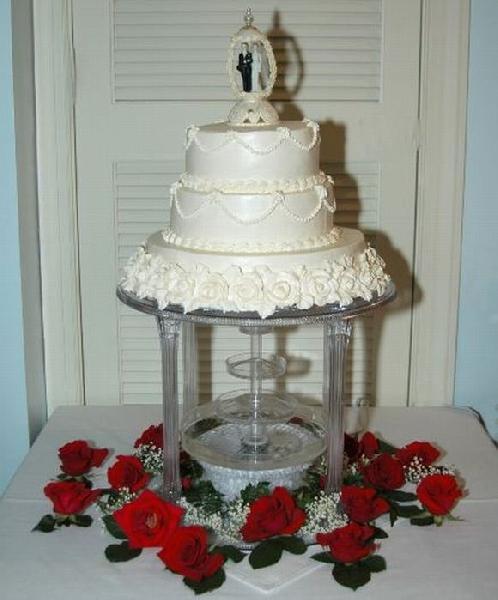 As rosas ajudam a completar a decoração (Foto Ilustrativa)