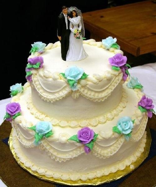 As cores e o estilo desse bolo chamam a atenção (Foto Ilustrativa)