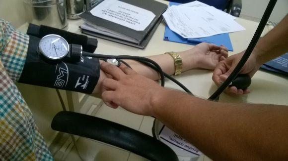 Vagas para profissionais da saúde (Foto Ilustrativa)