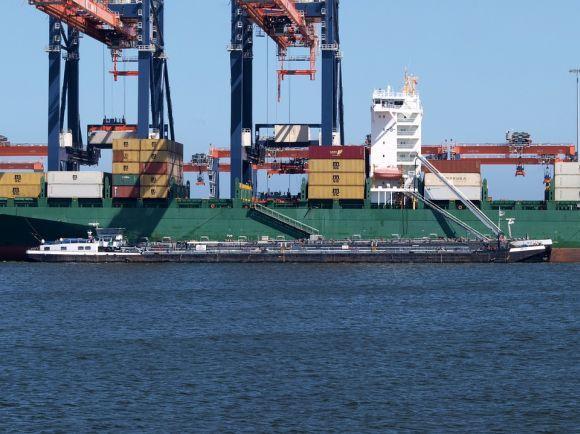 Há muitas oportunidades para a área de Logística nos portos (Foto Ilustrativa)