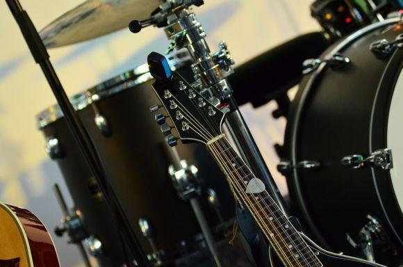 Há ainda várias outras aulas de instrumentos musicais (Foto Ilustrativa)