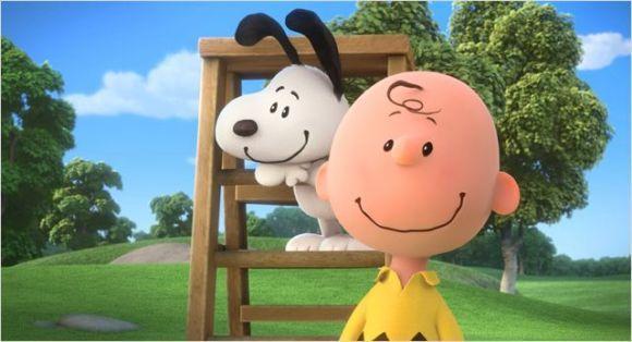 Snoopy e Charlie Brown - Peanuts, o filme (Foto: Divulgação FOX Filmes)