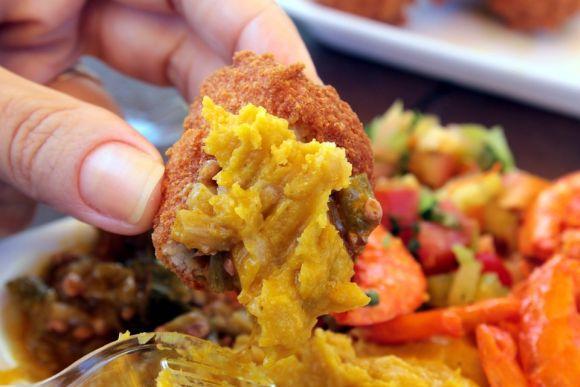 O acarajé baiano faz sucesso em todo o mundo (Foto Ilustrativa)