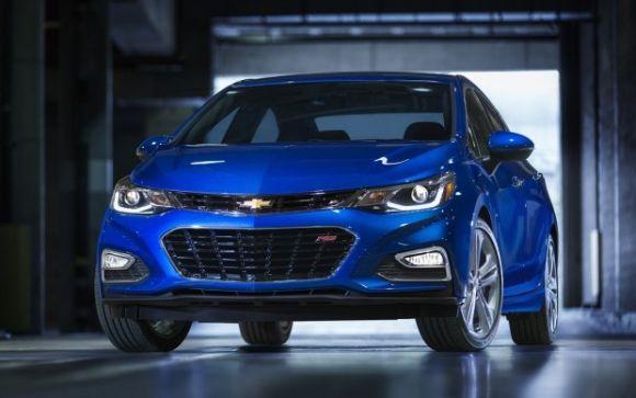 Nova geração do Chevrolet Cruze (Foto: Divulgação Chevrolet)
