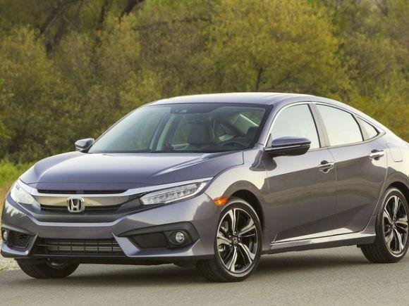 Novo Honda Civic (Foto: Divulgação Honda)