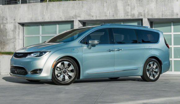 Chrysler Pacifica (Foto: Divulgação Chrysler)