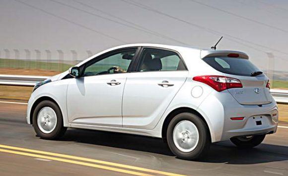 Hyundai HB20 1.0 (Foto: Divulgação Hyundai)