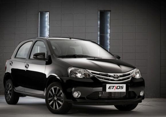 Toyota Etios 1.5 (Foto: Divulgação Toyota)