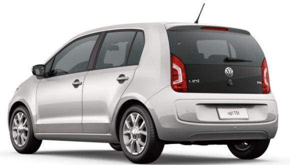 VW up! TSI 1.0 (Foto: Divulgação Volkswagen)