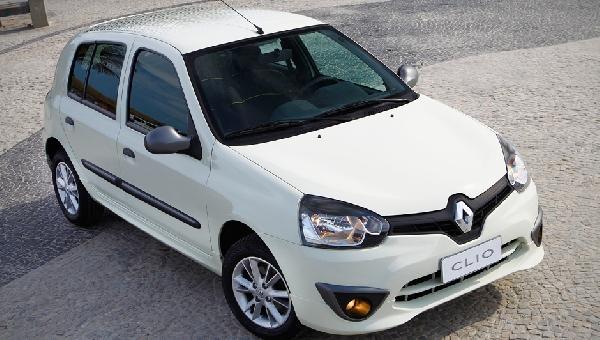 Renault Clio Authentique 1.0 (Foto: Divulgação Renault)