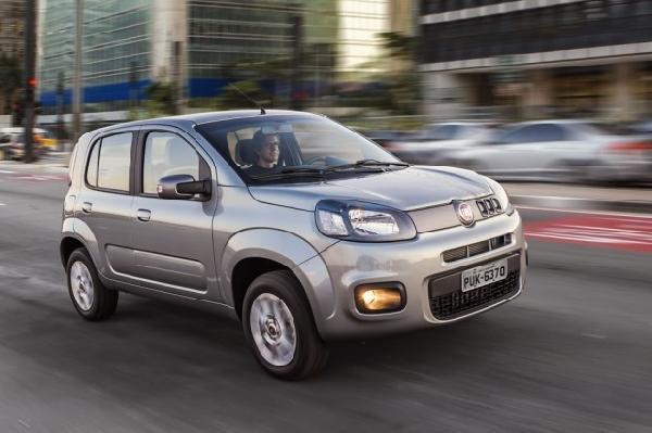 Fiat Uno Evolution 1.4 (Foto: Divulgação Fiat)