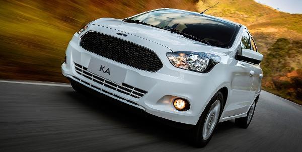 Ford Ka SE e SEL 1.0 (Foto: Divulgação Ford)