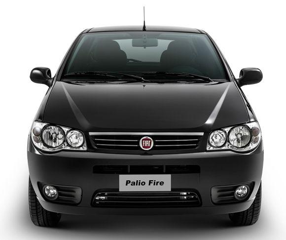 Fiat Palio Fire 1.0 (Foto: Divulgação Fiat)
