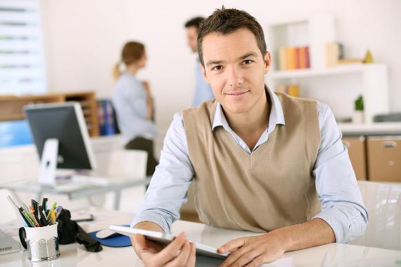 Você pode estudar para o vestibular pela internet, com horários flexíveis. (Foto Ilustrativa)