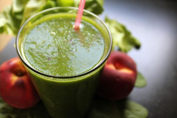O suco verde é nutritivo e limpa o organismo. (Foto Ilustrativa)