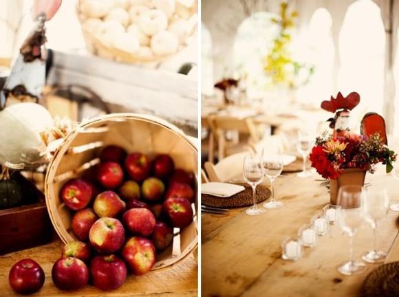 7 tendências de casamento para o outono 2016