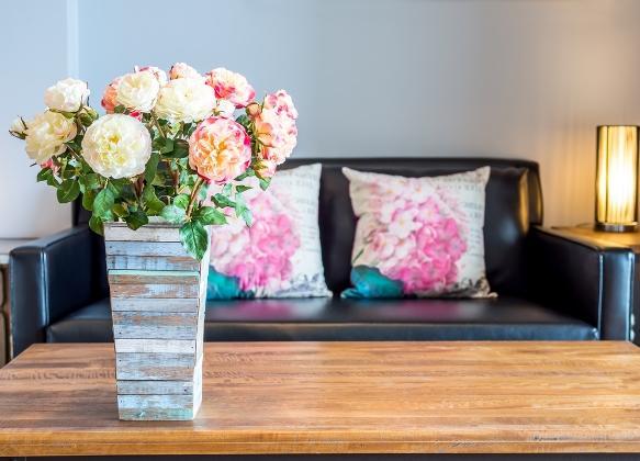 Acessórios para decoração: tendências, dicas. (Foto Ilustrativa)