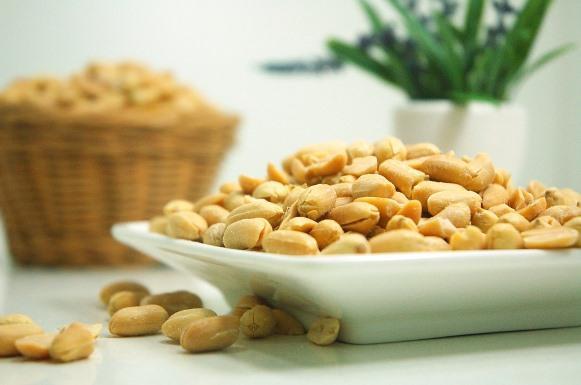 Inclua amendoim no seu cardápio. (Foto Ilustrativa)